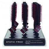 Cricket Universal Static Free RPM Brush, 12 Piece Display