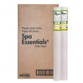 "Spa Essentials Smooth Table Paper 27"" x 225' (Case of 12)"