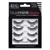 Ardell Faux Mink Multipack Strip Lashes, 4 Pack