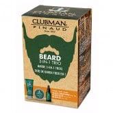 Clubman Pinaud Beard Kit, 3 Pack