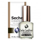 Seche Condition Keratin Infused Cuticle Oil, .5 oz (Boxed)