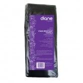 Diane Stain Resistant Black Towels, 12 Pack