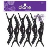 Diane Gator Clips, 6 Pack