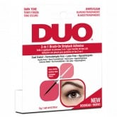 Duo 2-in-1 Brush-On Striplash Adhesive, .18 oz