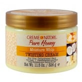 Creme of Nature Pure Honey Moisture Whip Twisting Cream, 11.5 oz