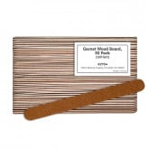 Garnet Wood Board, 50 Pack (120 Grit)