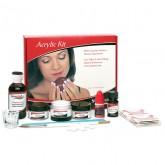 Super Nail Professional French Acrylic l Kit