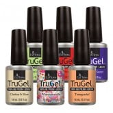 Ez Flow Tru Gel Polish, .5 oz (The 90'S Recollection)