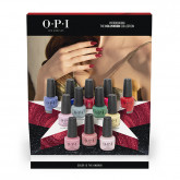 OPI Nail Lacquer, 12 Piece Chip Board Display (Hollywood Collection)