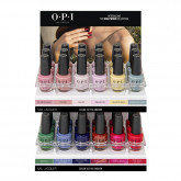 OPI Nail Lacquer, 36 Piece Acrylic Display (Hollywood Collection)