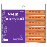 Diane Long Cold Wave Perm Rods, 12 Pack