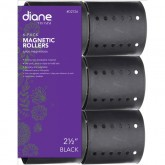 Diane Super Jumbo Magnetic Rollers, 6 Pack