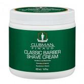 Clubman Pinaud Classic Barber Shave Cream, 16 oz