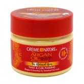 Creme of Nature Twist & Curl Pudding, 11.5 oz