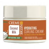 Creme of Nature Coconut Milk Hydrating Curling Cream, 11.5 oz