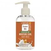 Creme of Nature Coconut Milk Moisture Curl Milk, 8.3 oz
