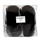 Pedi Slippers, 12 Pack
