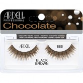Ardell Chocolate Strip Lashes, 1 Pair