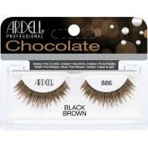 Ardell Chocolate Strip Lashes 887, 1 Pair