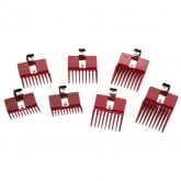 The Original Red Clipper Comb