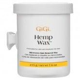 GiGi Hemp Microwave Wax, 7.6 oz