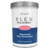 IBD Flex Acrylic Powder Crystal Clear, 16 oz