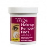 Andrea Eye Q's Make Up Remover, 65 Pads