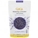 GiGi Relaxing Lavender Hard Wax Beads, 14 oz
