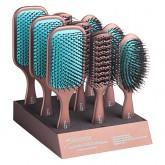 Spornette Ion Fusion Styler Brush, 9 Piece Display