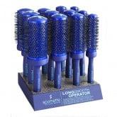 Spornette Long Smooth Operator Brush, 12 Brush Display