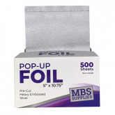 """Pop-Up Foil 5"""" x 10.75"""", 500 Sheets (Heavy Embossed)"""