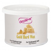 Depileve Gold Hard Wax, 14.1 oz