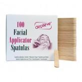 Depileve Facial Applicators, 100 Pack