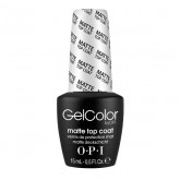 OPI Gelcolor Matte Top Coat, .5 oz