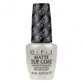 OPI Matte Top Coat, .5 oz