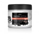 Gena Pedi Spa Detox Black Charcoal Massage, 15.4 oz