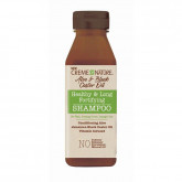 Creme of Nature Aloe & Black Castor Oil Shampoo, 12 oz