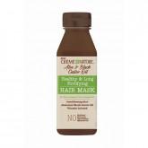 Creme of Nature Aloe & Black Castor Oil Hair Mask, 12 oz