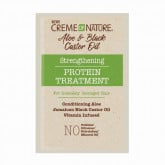 Creme of Nature Aloe & Black Castor Oil Hair Protein Treatment, 1.5 oz