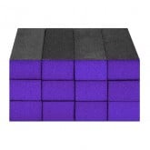 Sanitizable Sanding Blocks Purple, 12 Pack