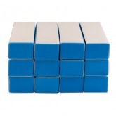 Tri-Sided Buff & Shine Block, 12 Pack