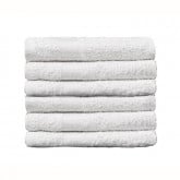 Partex Economy White Wash Cloth, 12 Pack