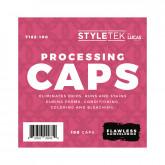 Processing Caps, 100 Pack