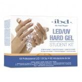 IBD LED/UV Hard Gel Student Kit