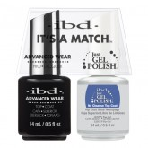 IBD It's A Match Duo Pack Top Coat, .5 oz