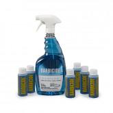 Barbicide Bullets 2 oz, 6 Pack + Spray Bottle
