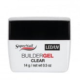 Super Nail LED/UV Builder Hard Gel, .5 oz