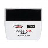 Super Nail LED/UV Builder Hard Gel, 2 oz