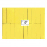4-Sided Yellow Blocks, 20 Pack (320 Grit)