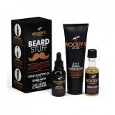 Woody's Beard Stuff Kit